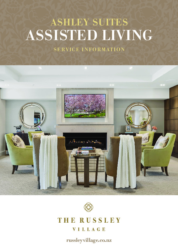 Ashley Suites - Assisted living services thumbnail image